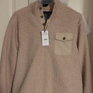 Bnwt-thick fleece